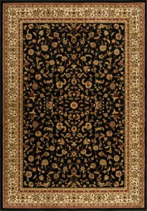 Dimensions American Sarouk 4341 Black