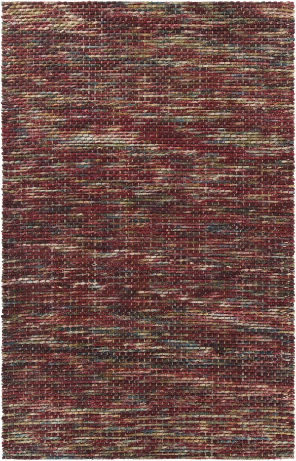 Argos Arg 51503 Red Multi By Chandra Rugs
