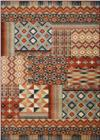 Couristan Solace 6484Semiarid 0375 Red Rust Sand
