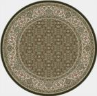 Dynamic Rugs Ancient Garden 57011 3263 Black Ivory
