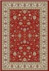 Dynamic Rugs Ancient Garden 57120 1464 Red Ivory
