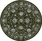 Dynamic Rugs Ancient Garden 57126 3636 Charcoal Silver