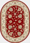 Dynamic Rugs Ancient Garden 57365 1464 Red Ivory