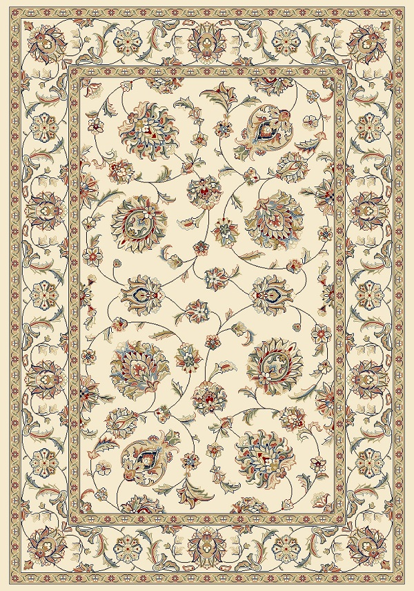 Ancient Garden 57365 6464 Ivory Ivory By Dynamic Rugs