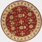Dynamic Rugs Charisma 1403 300 Red Ivory