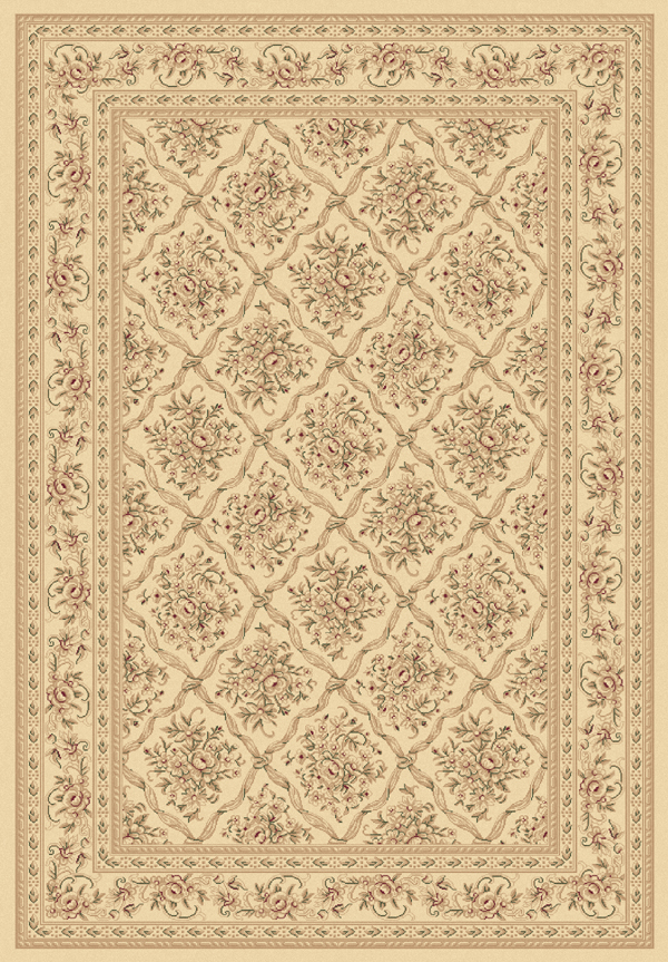 Legacy 58018 100 Ivory By Dynamic Rugs