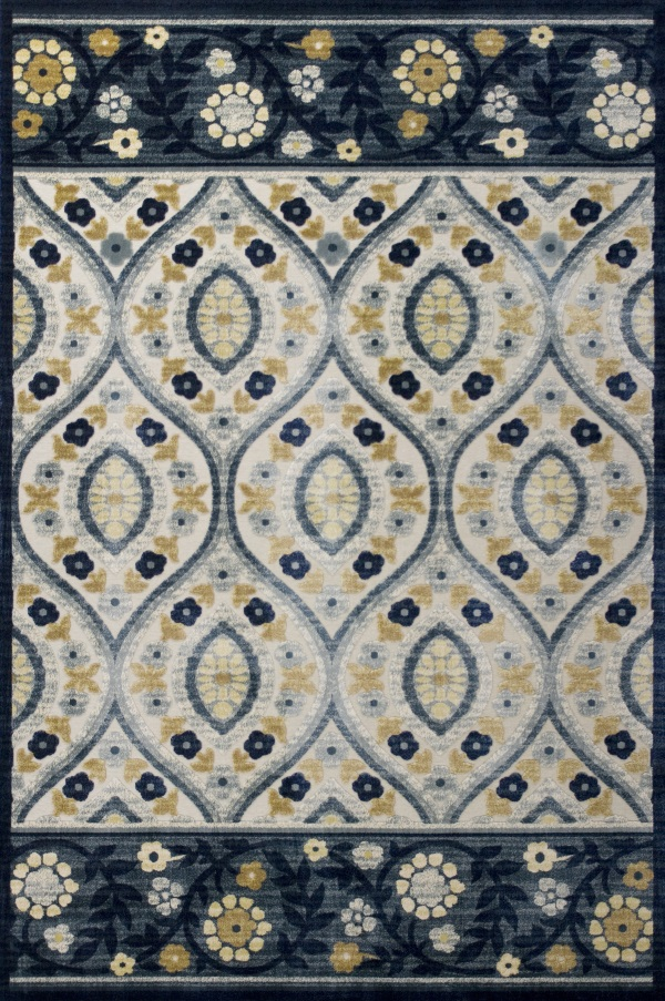 Anna Collection Features Beautiful Silky Rugs Constructed From Chenille Viscose And Are Machine Made In Turkey