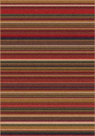 Modern Times Canyon 7518 Dark Red 213 By Milliken Company