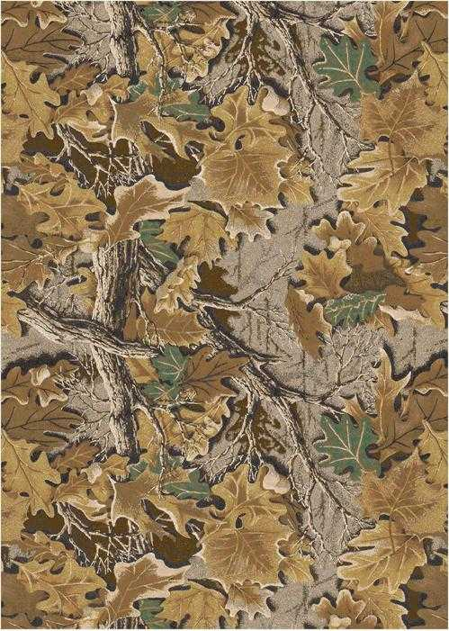 yhst runner forest rugs camo antlers oak rug area trading antler