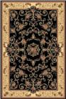 Rugs America New Vision Souvanerie Black