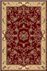 Rugs America New Vision Souvanerie Red