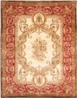 Safavieh Empire EM415A Gold Red