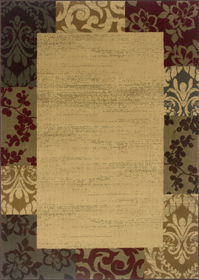 2166j Multi By Sphinx Oriental Weavers