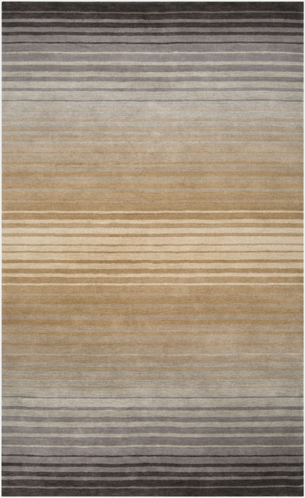 Indus Valley Ind 95 Grey Tan By Surya Carpet Inc